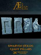 Dwarven Holds: Giant Pillars