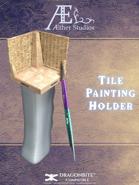 Tile Painting Holder