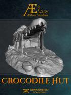 Fantasy Villages: Crocodile Hut