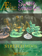 Swamp of Sorrows - Stretch Miniatures