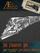 Electro Rail Trains - The Pegasus Line