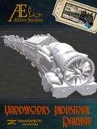 Electro Rail Trains - Yardworks Industrial