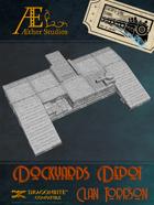 Electro Rail Trains - Dockyards Depot