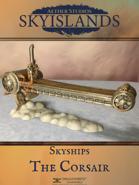 Sky Islands: The Corsair