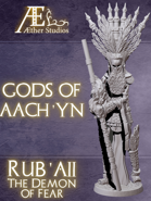 Gods of Aach'yn - Rub'aii