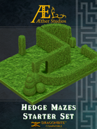 Hedge Mazes: Starter Set