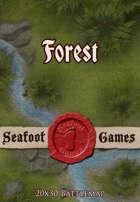 Seafoot Games - Forest (20x30 Battlemap)