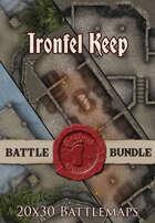 Ironfel Keep | 20x30 Battlemap [BUNDLE]