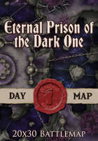 Seafoot Games - Eternal Prison of the Dark One | 20x30 Battlemap