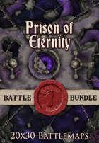 Prison of Eternity | 20x30 Battlemap [BUNDLE]