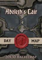 Seafoot Games - Aboleth's Lair | 20x30 Battlemap