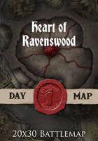 Seafoot Games - Heart of Ravenswood | 20x30 Battlemap