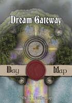 Seafoot Games - Dream Gateway | 20x30 Battlemap