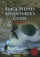 Black Steppes Adventurer's Guide