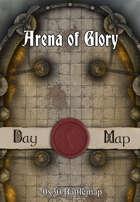 30x20 Battlemap - Arena of Glory