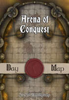30x20 Battlemap - Arena of Conquest