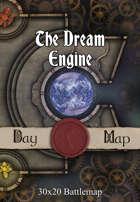 30x20 Battlemap - The Dream Engine