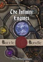The Infinity Engines   30x20 Battlemaps [BUNDLE]