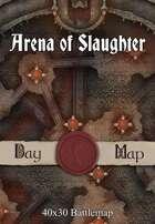 40x30 Battlemap - Arena of Slaughter