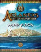 ATLANTIS: The Second Age Premium World Map