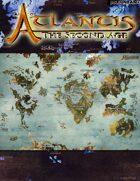 ATLANTIS: The Second Age World Map