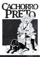 Cachorro Preto #1 (Contribua com 5 dólares e receba uma copia física)