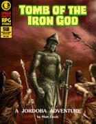 0e Tomb of the Iron God (Swords & Wizardry)