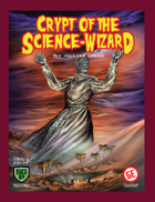 Crypt of the SCIENCE-WIZARD 5E