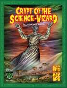 Crypt of the SCIENCE-WIZARD D/MCC