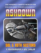 Ashdown: 100 Worlds For Starships & Spacemen 2E