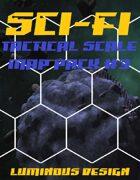 Sci-fi Tactical Scale Map Pack #3