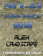 Sci-fi Map Pack #4: Alien Landscape