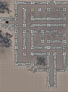 Fantasy Map: Tomb Of Celestial Sorrows