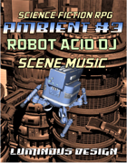 SCI-FI AMBIENT MUSIC #3