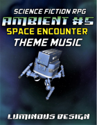 SCI-FI AMBIENT MUSIC #5