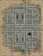 Fantasy Map: Garrison of Lament