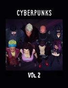 Cyberpunks Vol. 2