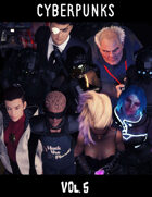 Cyberpunks Vol. 5