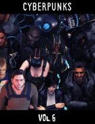 Cyberpunks Vol. 6