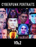 Cyberpunk Portraits Vol. 2