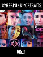 Cyberpunk Portraits Vol. 4
