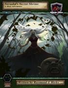 Mystic Times: Saraahd's Secret Shrine [Adventure - Tier 1/Low Level]