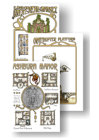 Steampunk Map Pack 1