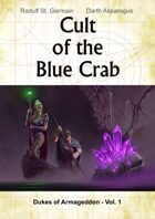 Cult of the Blue Crab (Dungeon World)