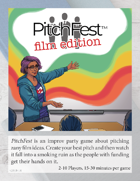 PitchFest: Film Edition