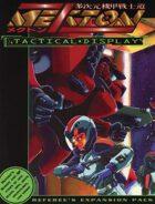 Mekton Zeta Tactical Display