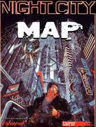 Night City Map (Circa 2020)