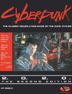 Cyberpunk 2.0.2.0. The Second Edition, Version 2.01