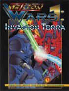 Mekton Wars: Invasion Terra