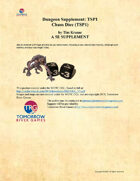 Chaos Dice: 4 Supplements for 5E and AD&D